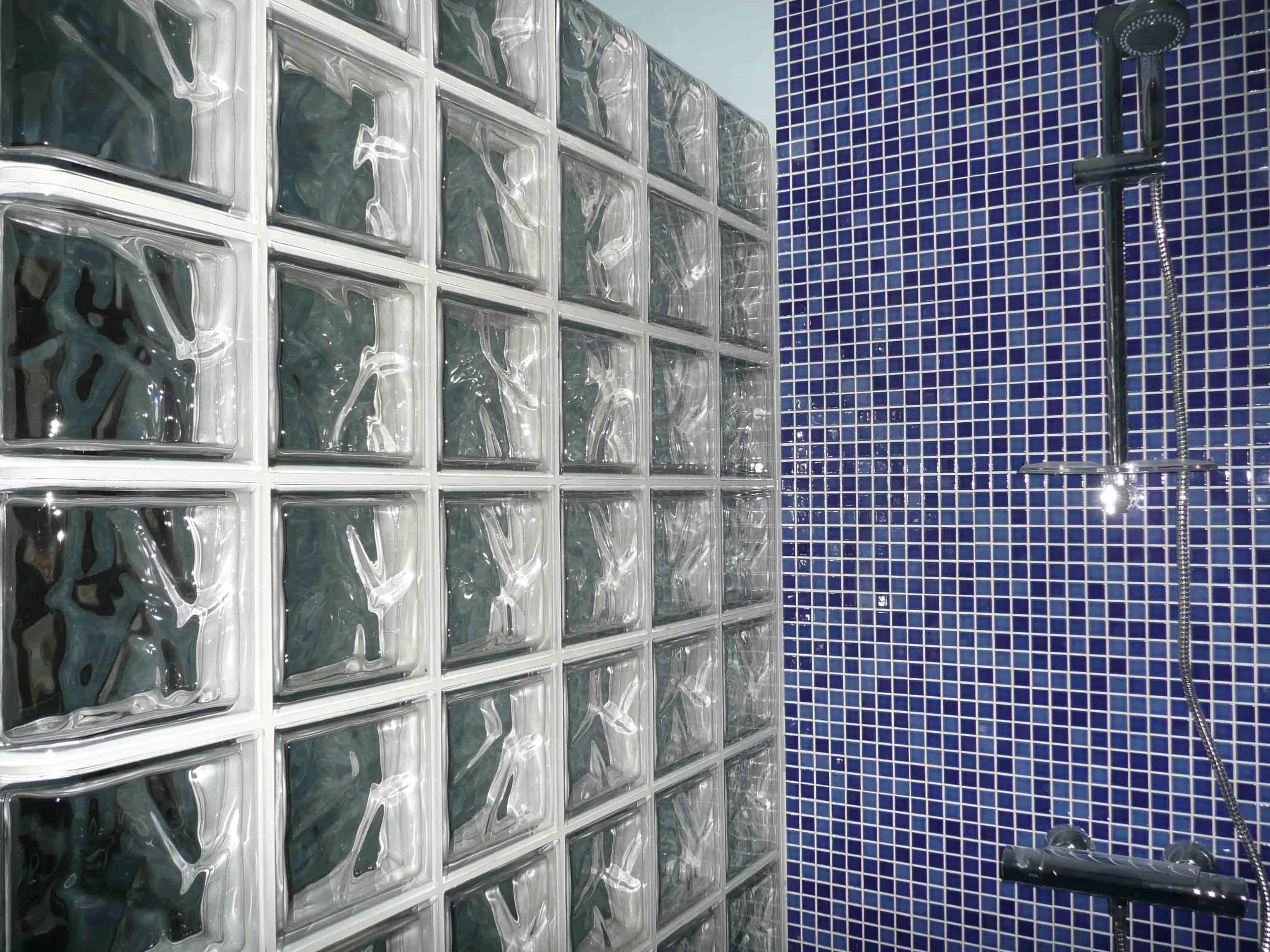 Photo briquesverre - Brique de verre pegasus ...